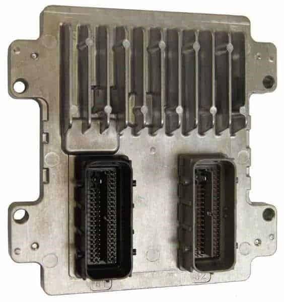 2007 2008 2009 Silverado Engine Computer 12597125 Programmed To Your VIN PCM