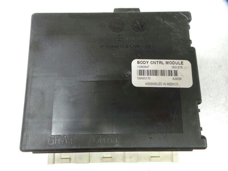 BCM 15135466 Body Control Module Fits 05-09 ENVOY !